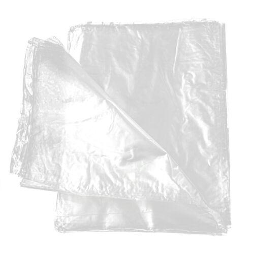 50x PVA Premium Clear Dissolving Bags Water-Soluble Bait Pouch Lures Bag
