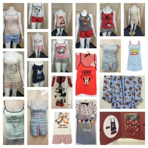 Primark Disney Dumbo Cami Vest Pyjama Top Tee Gift New BNWT