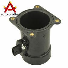 BLACK Filter For 03-06 FX35 G35 3.5L V6 Mass Air Flow Sensor Intake Adapter