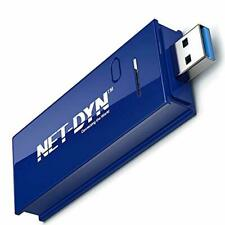 5Ghz and 2.4Ghz BRAND NEW ZNET-DYN Dual Band N600 Wireless Internet USB Adapter