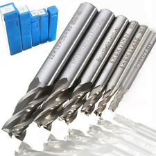 7pcs 4 Flutes Tungsten Carbide End Mill Set CNC Milling Cutter Tool 1mm-8mm KD