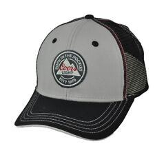 Coors Light Brewing Company Vintage 1978 Logo Beer Adjustable Hat Cap NEW