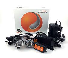 free Helmet Mount+ext cable 【Final Sale!】MagicShine MJ-872 Light /&828 Battery