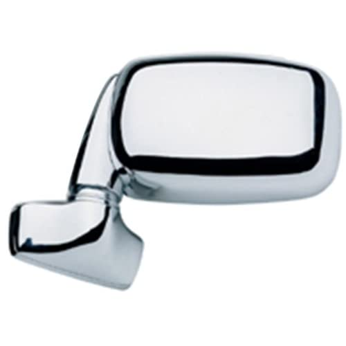 2003-2007 HONDA ACCORD Driver Side Power Replacement Mirror Glass Heated