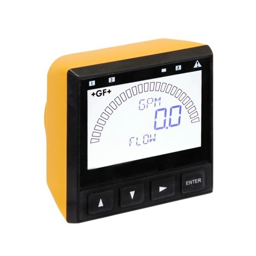 Use with 8900 or 9900 1.5 NPT Connection 316SS 25 Cable Frequency//S3L Output GF Signet 3-2552-33-B-11 2552 Metal Magmeter 23 14.8 Insertion Depth 1.5 NPT Connection 25/' Cable 23 14.8 Insertion Depth