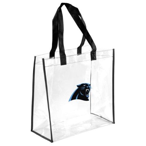 FOCO NFL Unisex Clear Reusable Bag