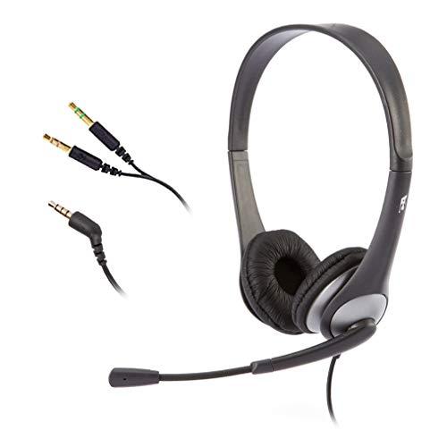 Black Cable Cyber Acoustics ACM-51 Boom Microphone OEM