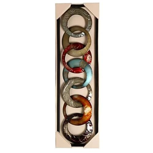 Buy Hosley Metal Wall Décor 35 High Ideal Gift For Home Weddings Party Spa Meditation Home Office Dorm O4 Online In Maldives B01fuqpx82