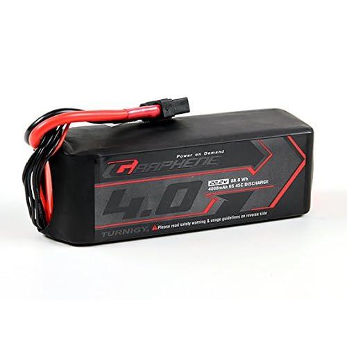 Zippy 6000mAh 2s 7.4v 35c 45c Hardcase LiPo Traxxas HPI Deans 5000mAh Turnigy