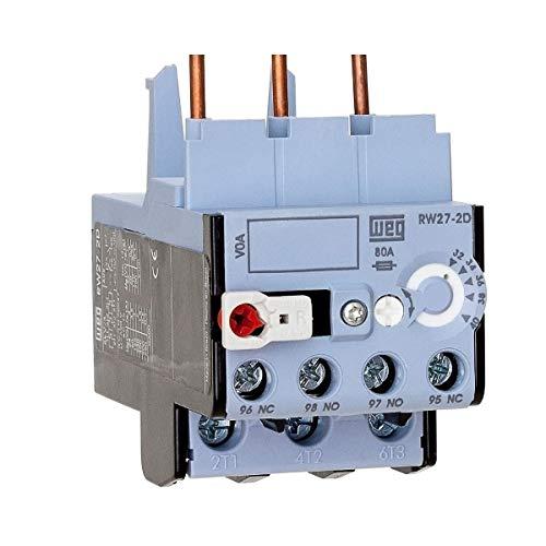 Start//Stop WEG Electric PESW-9V24AX-R28 5.6-8.0 Overload Range Nema 4X Enclosure 208,240 Coil Voltage 3PH IEC Enclosed Motor Starter 9 Amps Reset Pushbuttons
