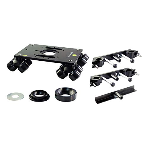 """Free Table Clamp /& Quick Release Plate PROAIM FLYCAM HD-3000 Micro Balancing 60cm//24/"""" Handheld Steadycam Stabilizer for DSLR Video Cameras up to 3.5kg//7lbs FLCM-HD-3"""