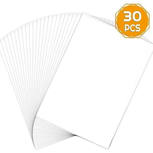 White Darice DT0023 David Tutera 12-Piece Lace Print Vellum Lampshade Wrap