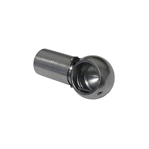 aluminium 27,2 /</> 29,8 mm 80 mm long Reduzierhülse