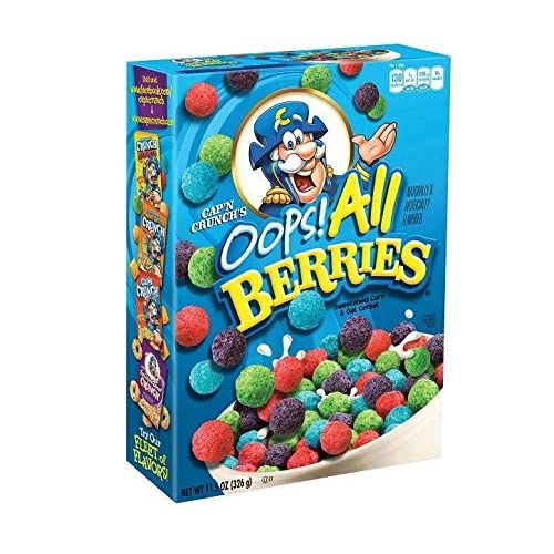Ubuy Maldives Online Shopping For Cap N Crunch In Affordable Prices Follow ₮h¥r₴ to never miss another show. cap n crunch