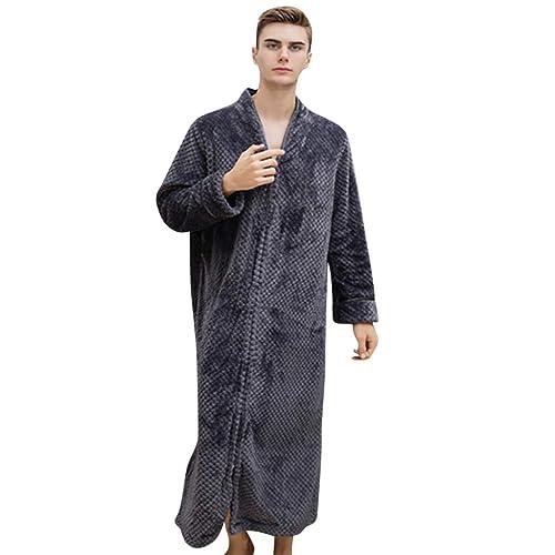 Details about  /Men Unisex Bathrobe Terry Towelling Bath Robe Dressing Gown Towel Nightwear