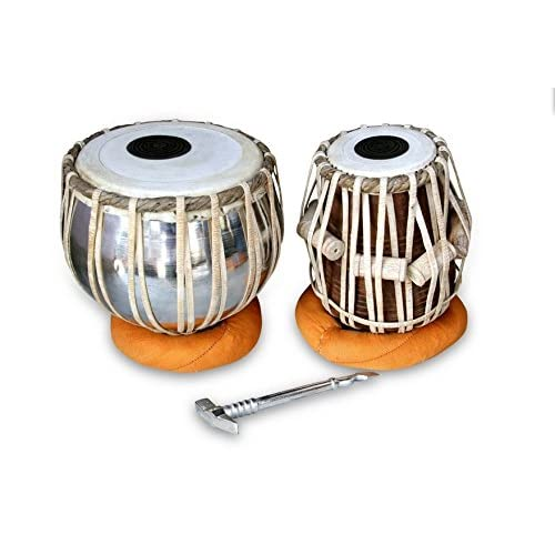 Tabla Dayan Gatte 8 Pieces Wooden Professional Standard Quality Pegs