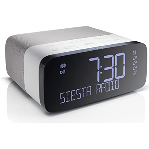 Dab Fm Digital Radio Alarm Clock