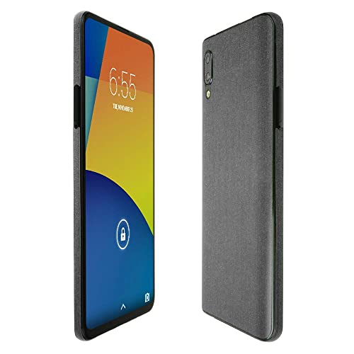 SM-A505U Full Coverage TechSkin with Anti-Bubble Clear Film Screen Protector Skinomi Light Wood Full Body Skin Compatible with Samsung Galaxy A50