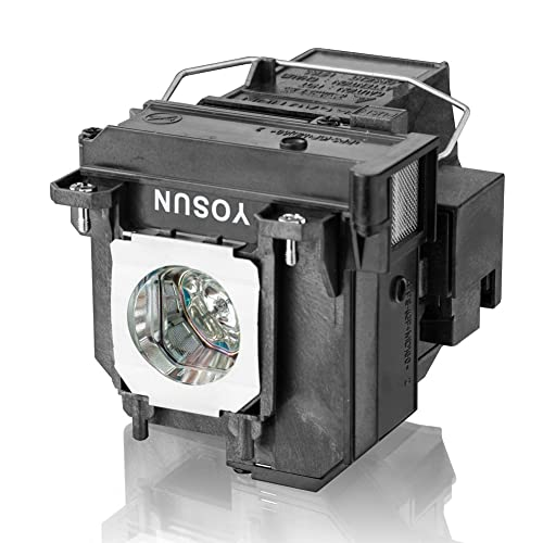 Replacement for Epson Eb-g6350 Lamp /& Housing Projector Tv Lamp Bulb by Technical Precision