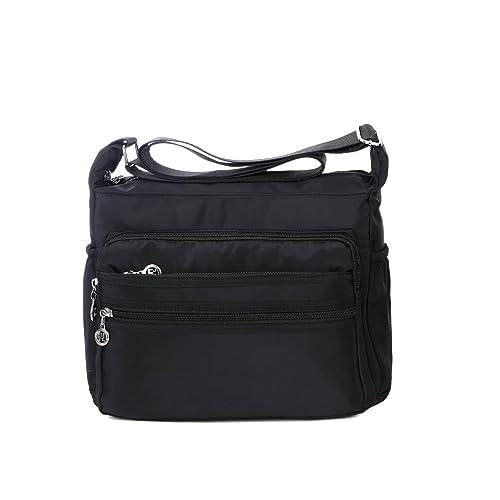 dd7d5c1898cb Buy Crossbody Bag for Women Waterproof Shoulder Bag Messenger Bag ...