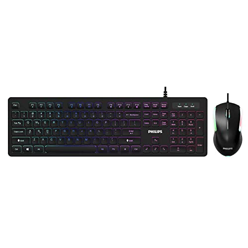 ZFLIN Wireless Bluetooth Ultra-Thin Office Mouse and Keyboard Set-White