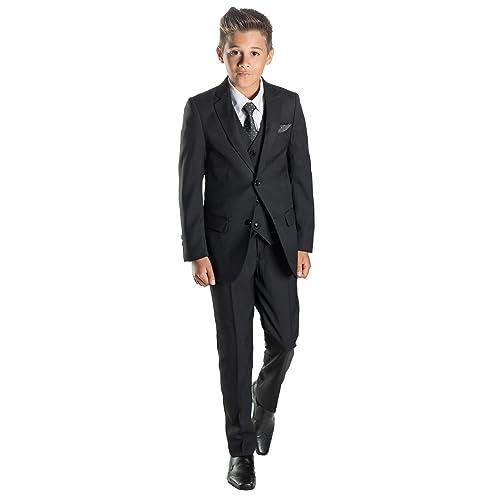 Boys Formal Occasion Wear Set 20 X-Large Paisley of London Porter Slim Fit Tuxedo