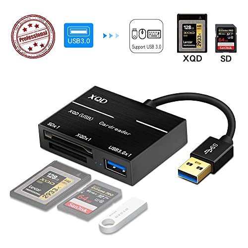 SanFlash PRO USB 3.0 Card Reader Works for Huawei MT1-U06 Adapter to Directly Read at 5Gbps Your MicroSDHC MicroSDXC Cards