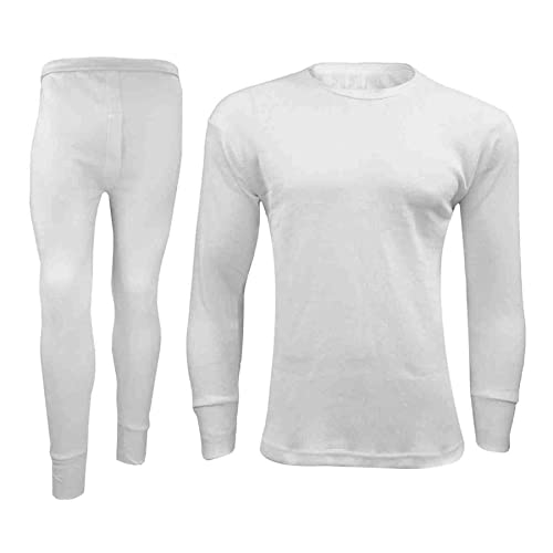 Compression Base Layer Long Johns Long Sleeve Top Shirt Suit for Winter Workout MEETWEE Men/'s Thermal Underwear Set