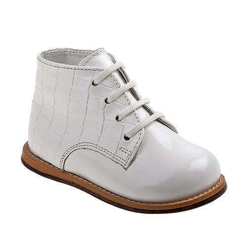 Josmo 2-8 Plain Walking Shoes Navy, 5.5