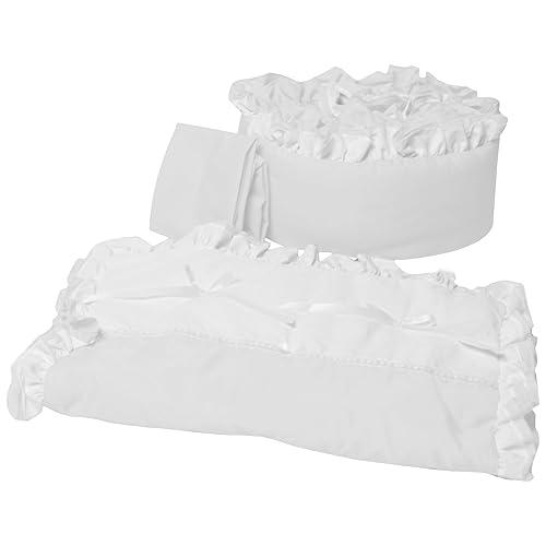 15 x 33 Black Babydoll Bedding Chevron Cradle Sheet