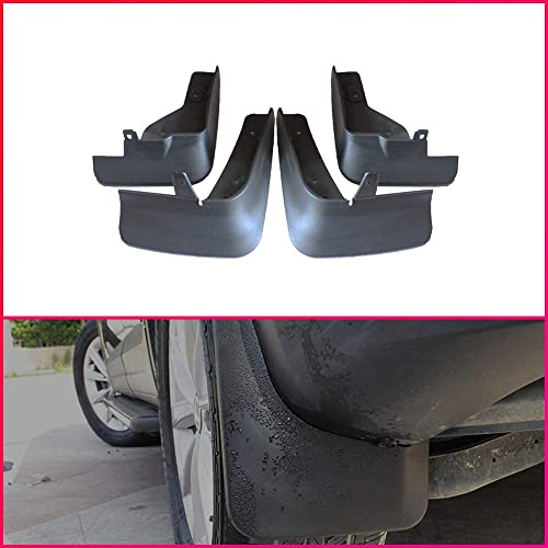 Maite For Honda Accord 2003-2007 Car Front and Rear Mud Flaps Splash Guards Fender Mudguard 4Pcs