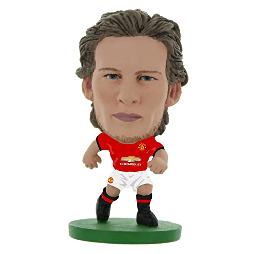 Home Kit Soccer Starz // Figures 2016 Version Man Utd Antonio Valencia