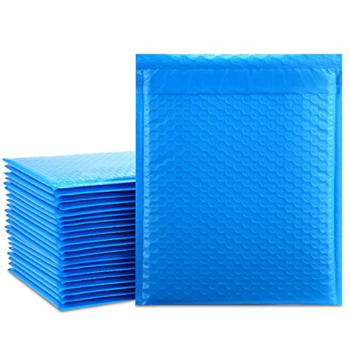 50 ProLine #4 9.5x14.5 inches Purple Poly Bubble Mailers Padded Shipping Envelopes Bags