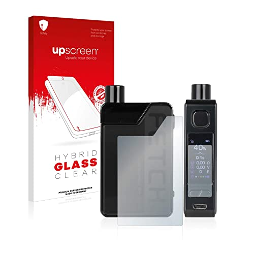 upscreen Reflection Shield Matte Screen Protector for Panasonic HC-V550 Multitouch Optimized Matte and Anti-Glare Strong Scratch Protection