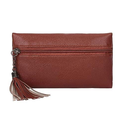 Nevaeh heavanly Accessori Donna Large Verde Schiuma Purse Wallet sicura RFID