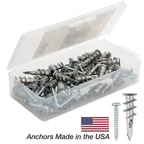 WallClaw Anchors SDWS22300DB-RC12 10Pk