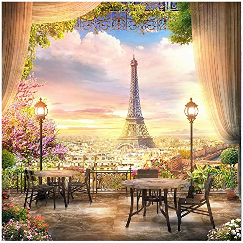 14ct Blank Fabric The Beautiful Scenery of Park Japan Style Cherry Counted Stamped Cross Stitch kit for Living Room Decoration Wall Art Embroidery