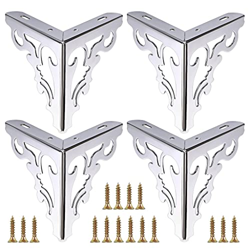 Superb Buy Ownmy 4Pcs Metal Furniture Legs Feet Modern Sofa Squirreltailoven Fun Painted Chair Ideas Images Squirreltailovenorg