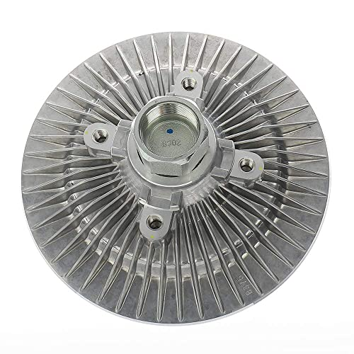 IRONTEK Engine Cooling Fan Clutch fits 1996-2000 Toyota 4Runner 1995-2001 Toyota Tacoma DLX 2.4L 2.7L Radiator Fan Clutch 16210-75060