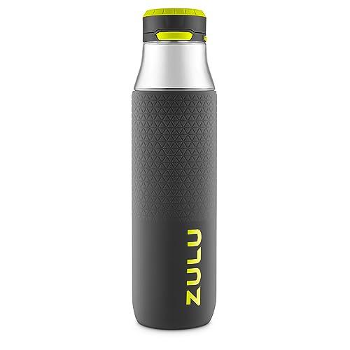 Studio Tritan Water Bottles 2 Pack Grey//Green Zulu 34 oz