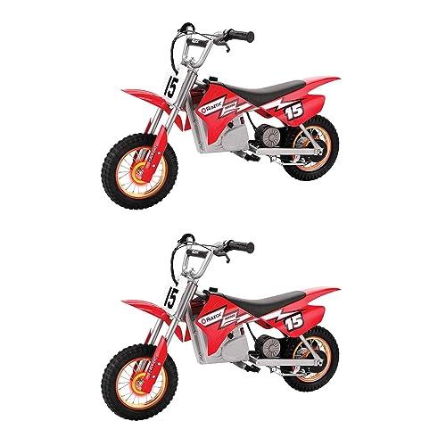 ROSEBEAR 1 pc universel moto dirt bike led feu arri/ère frein stop lampe lumi/ère plaque dimmatriculation montage titulaire support rouge bleu lumi/ère