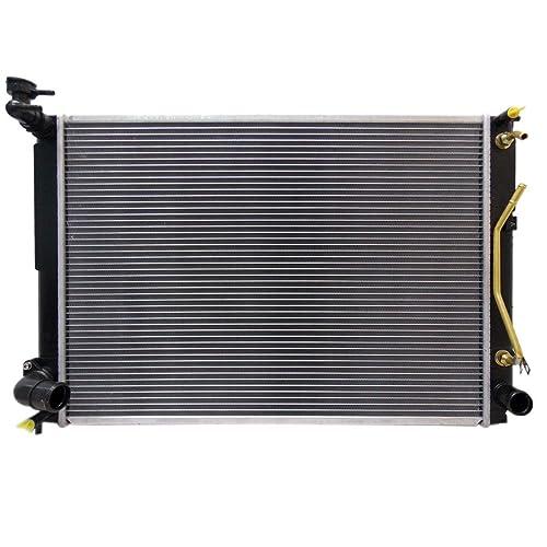 Sunbelt Radiator For Volvo S60 S80 2805 Drop in Fitment
