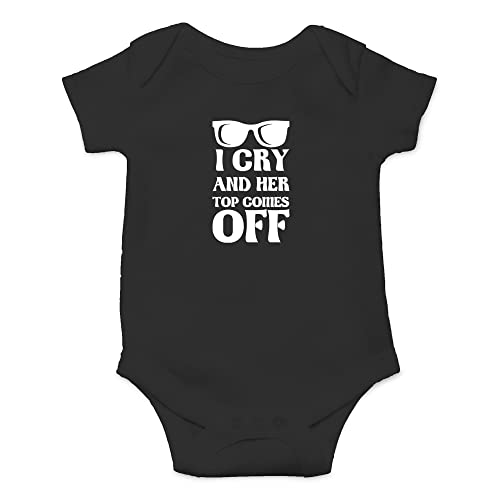 HappyLifea Rottweiler Cute Logo Baby Pajamas Bodysuits Clothes Onesies Jumpsuits Outfits Black