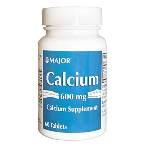 Buy Major Calcium 600mg Tabs Calcium Carbonate 600 Mg White 60 Tablets Upc 309043232523 Online In Maldives B01as1fmy4