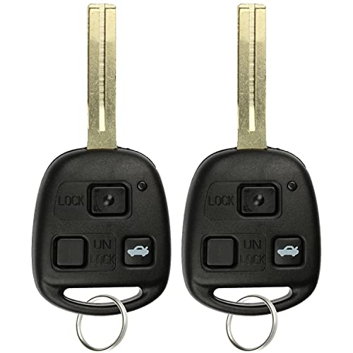 KeylessOption Keyless Entry Remote Control Car Ignition Key Fob Replacement for M3N5WY72XX