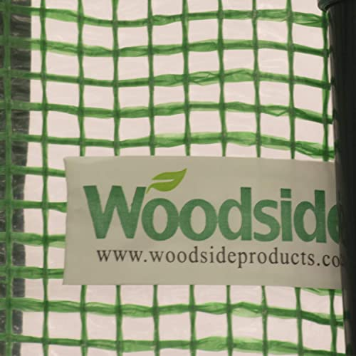 Woodside Outdoor Greenhouse//Growhouse Cold Frame Protective Replacement Cover
