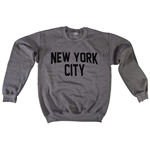 I Love NY New York Kids Short Sleeve Screen Print Heart T-Shirt Turquoise