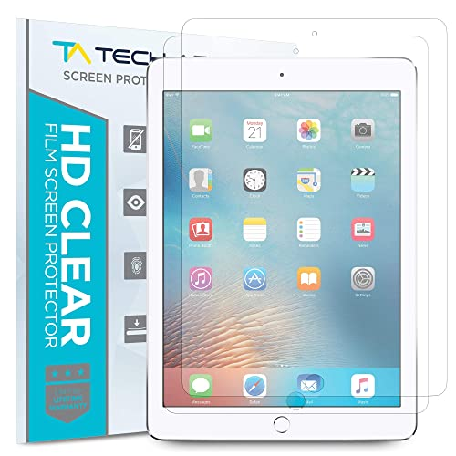 2019 Casefriendly Clear Tempered Glass Screen Protector Fits Apple iPad Mini 5