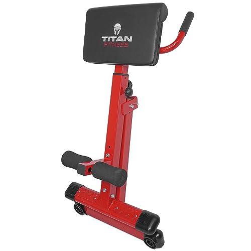 Astonishing Buy Titan Abs Back Hyper Extension Exercise Bench Roman Short Links Chair Design For Home Short Linksinfo