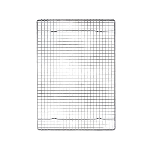 16.5 x 11.75-Inches HIC Harold Import Co 43628 Anderson/'s Baking Half Sheet Baking and Cooling Rack Mrs